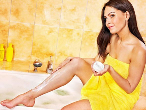 Body Wash and Showers - Five Secrets to Lustrous Smooth Skin All Over