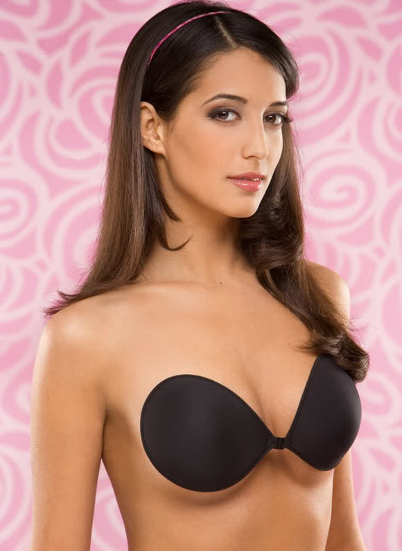 Be Beautiful And Sexy With Silicone Adhesive Bra