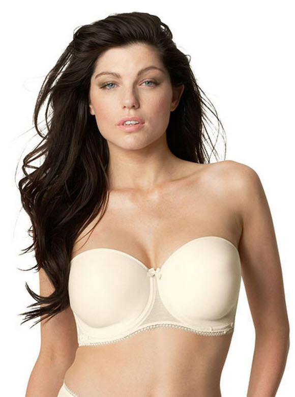How To Find The Perfect Strapless Bra