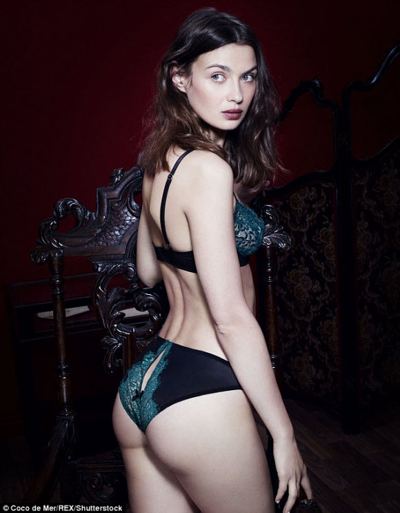Coco de Mer Lunches a New Lingerie Collection Named Fifty Shades Darker