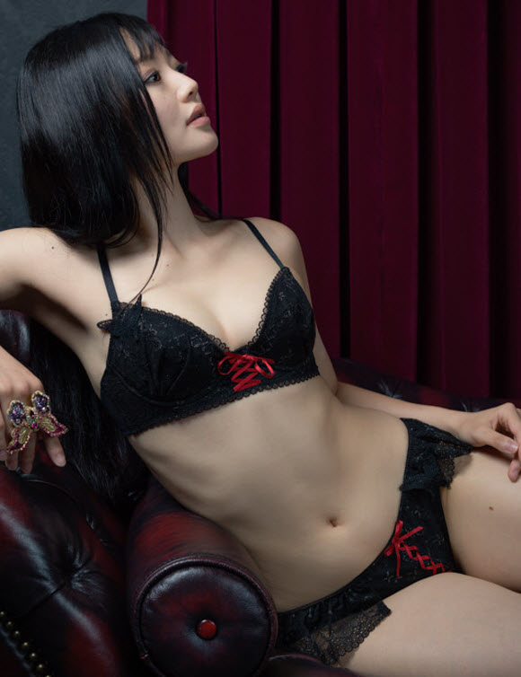 SuperGroupies Is Launching A Special xxxHOLiC Lingerie Line