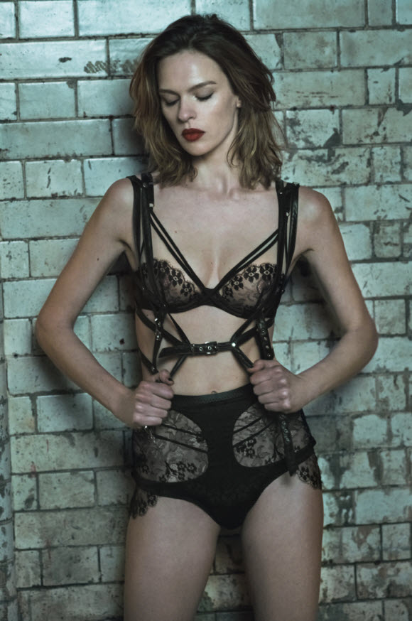 Agent Provocateur Release Lingerie's Fall Short Clip For Her New Collection Campaign