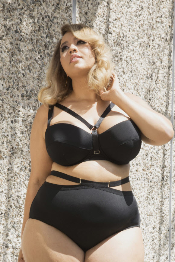 Gabi Gregg Release Her Affordable Plus Size Lingerie Collection