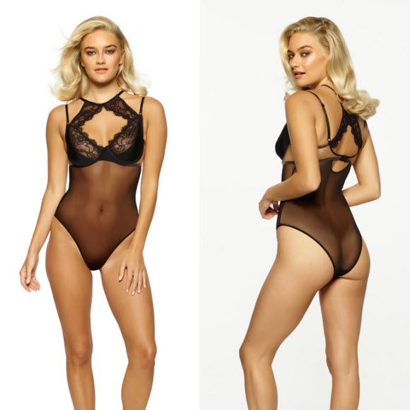 Jezebel Lunches Her SS18 Lingerie Collection