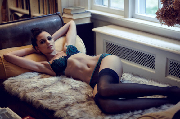 Taryn Winters Lunches Her Lingerie New Collection
