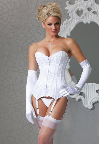 Important Tips When Choosing Bridal Lingerie - bridal corset