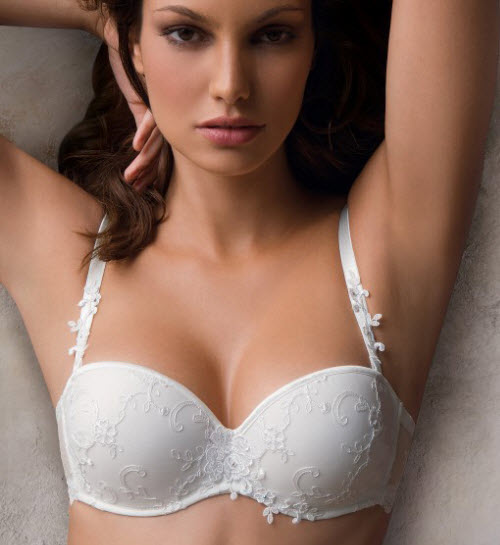 Important Tips When Choosing Bridal Lingerie - bridal bra