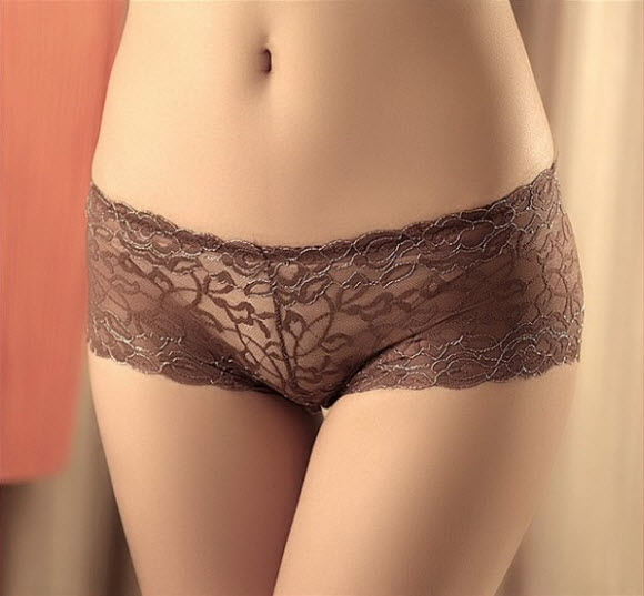 Intimate Clothing - Boyshorts Solve Panty Lines