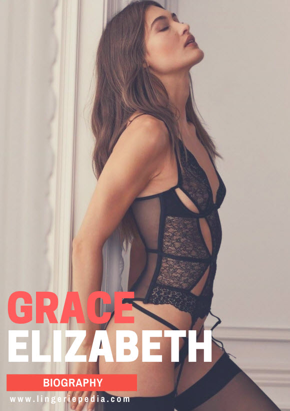 Grace Elizabeth name,birthday,nationality,height,eye color,hair color,measurements,bra size,shoe size,sexual orientation,dress size and religion