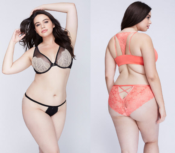Lane Bryant's New Lingerie Campaign = Body Positive Win