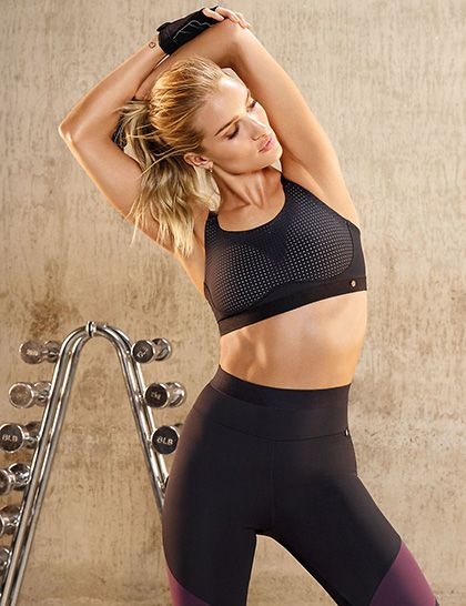 Update Your Workout Wear With Rosie H-W's New Active Line