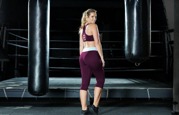 Adore Me expands into active wear, playing up plus-size in ad campaign