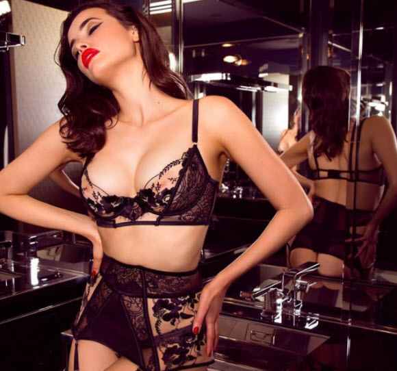 Honey Birdette Lingerie Ad Get Banned Due To Highly Sexual