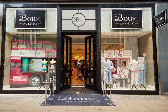 Theo Paphitis Business Boux Avenue Outlines International Ambitions