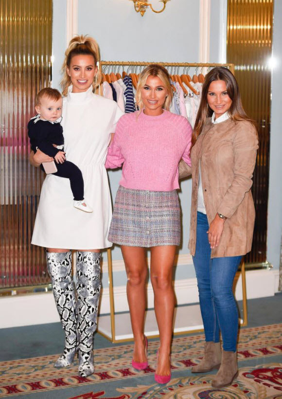 Boux Avenue's Chooses Sam Faiers For Christmas Campaign