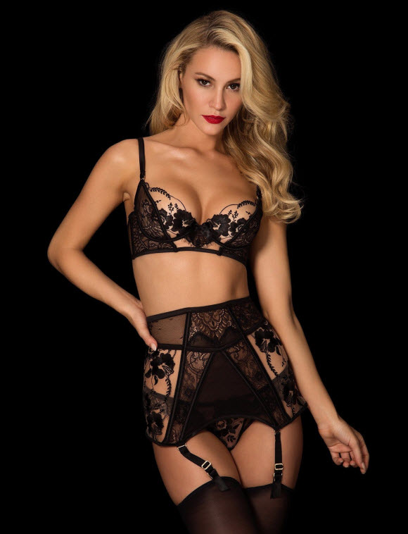 Lingerie Brand Honey Birdette Release Issy Collection