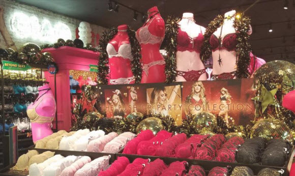 L Brands Bullish On Expansion Potential For Victoria's Secret Sister Chain La Senza