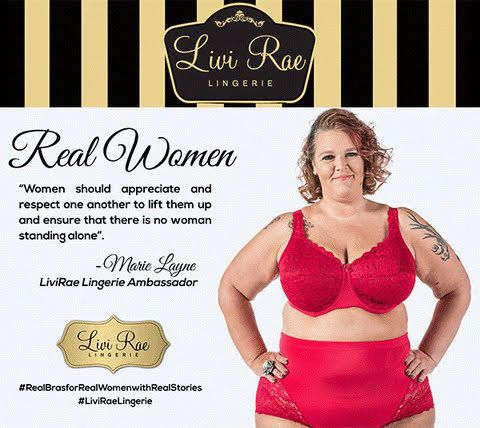 Lingerie Store Ordered to Remove Window Display of Plus-Size, Disabled Models