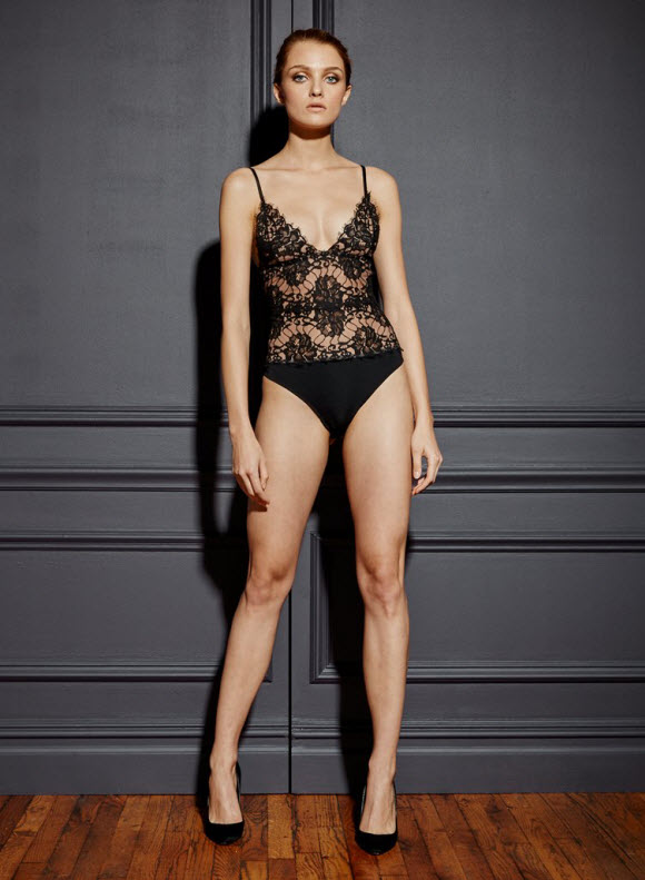 Fleur Du Mal And Kilian Have Teamed Up To Create A Collection Of Scented Lingerie