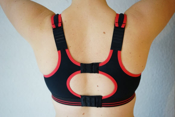 How the science of sports bras keeps women with larger breasts in the running