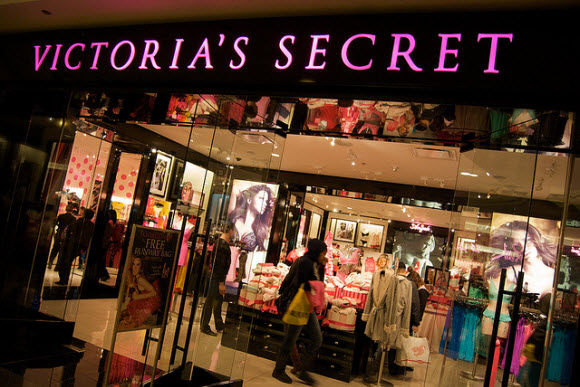 Victoria's Secret parent company reports strong September sales