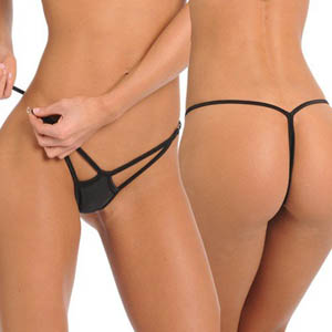 Women's thongs G string