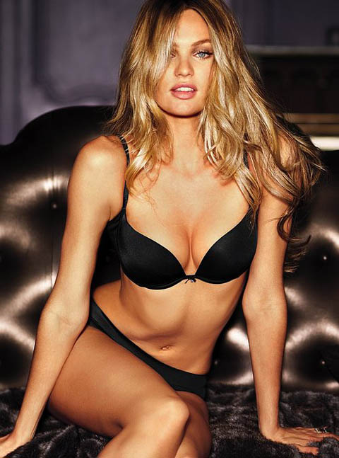 Candice Swanepoel Biography