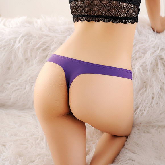 Why Do Women Wear Thong Panties?