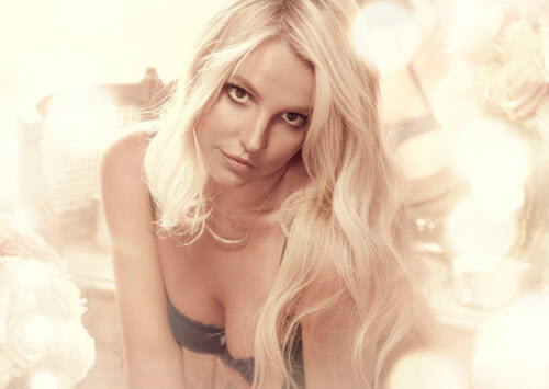 Britney's Lingerie Debut: An American Sweetheart Hits America's Sweet Spot